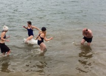 Plunge party!